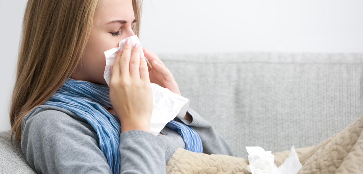 Gripe: causas, sintomas e tratamentos