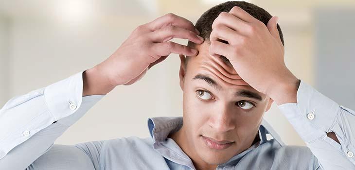 Padrões hereditários de alopecia: causas, sintomas e tratamentos