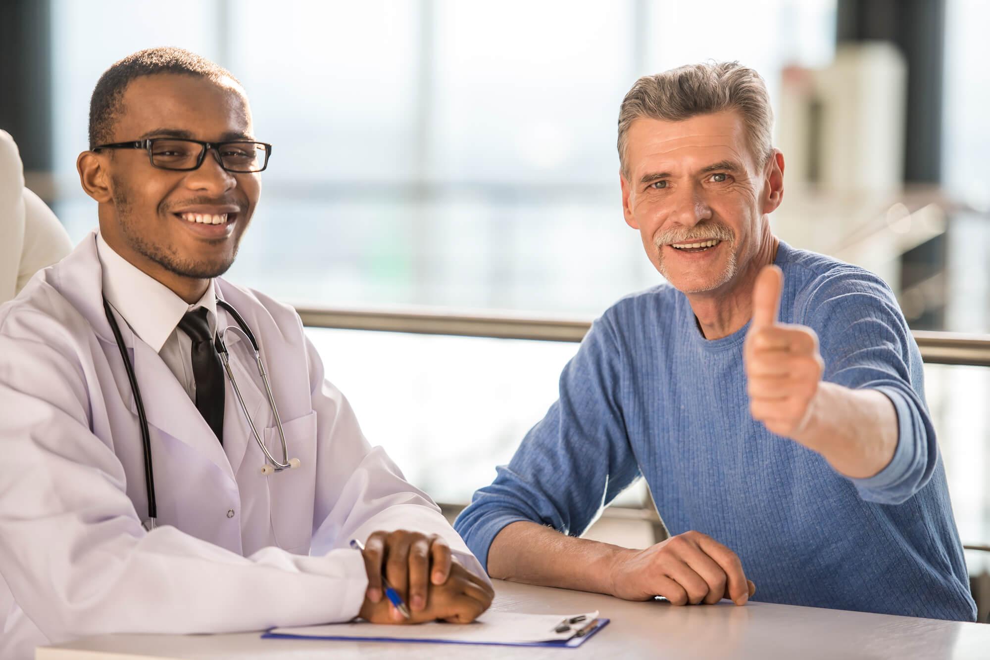 Como eo exame de prostata